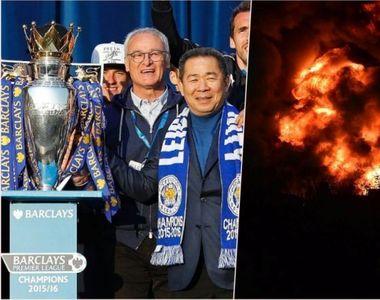 Ultimă oră! Zvonurile au fost confirmate! Patronul clubului Leicester, fiica sa şi...