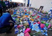 Miliardarul de la Leicester, plâns de mii de fani. În curând se va afla cauza tragediei, cutia neagră a fost recuperată
