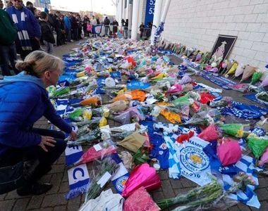 Miliardarul de la Leicester, plâns de mii de fani. În curând se va afla cauza...