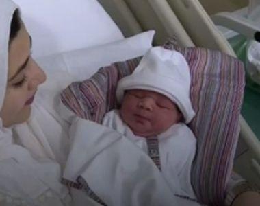 Premiera in medicina: copil nascut dintr-un ovar congelat. Femeia a sperat pana in...