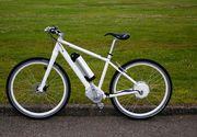 Bike2, bicicleta fara lant! Te ajuta sa iti dozezi efortul la pedalare! Asta e bicicleta viitorului!