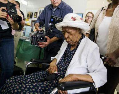 A murit cea mai batrana femeie din lume! Avea 116 ani!