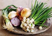 Ceapa, alimentul minune! Te protejeaza de cancer si ajuta la digestie!