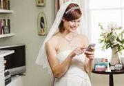 Motiv inedit de divort. Un barbat si-a lasat sotia pentru ca a stat prea mult pe telefon in noaptea nuntii