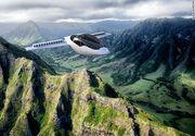 Patru ingineri germani au creat elicopterul electric Lilium, care poate decola de oriunde
