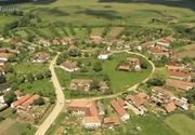 Minunile nestiute ale Romaniei! Satul Bonton, singura localitate rotunda din tara! Afla-i povestea!