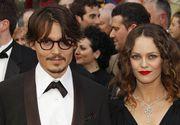 """Vanessa Paradis ii ia apararea lui Johnny Depp: """"Este un barbat sensibil. Acuzatiile care i se aduc sunt revoltatoare"""""""