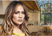 Jennifer Lopez si-a cumparat o super casa! A platit 28 de milioane de dolari, dar merita! Are piscina, teren de minigolf si chiar un amfiteatru!