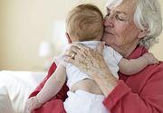 """Ai auzit de """"efectul bunicii""""? Cercetatorii spun ca el ne ajuta sa traim mai mult! Afla despre ce este vorba!"""