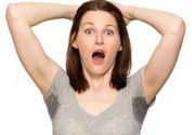Sfatul specialistului: cum scapam de transpiratia excesiva