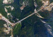 Cel mai lung pod din lume va fi inaugurat la sfarsitul acestui an. Constructia este uimitoare si terifianta in acelasi timp!