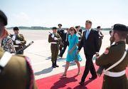 Carmen Iohannis a facut un adevarat maraton al tinutelor in vizita la Luxemburg. Ce spune criticul de moda Alin Galatescu despre noul stil vestimentar al primei doamne