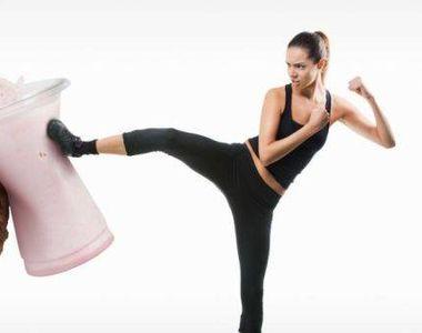 Tii dieta in timpul saptamanii si in weekend iti dai frau liber la mancare? Iti pui in...