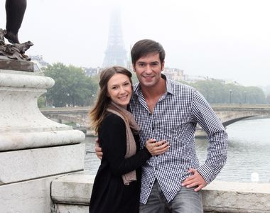 Actrita Adela Popescu si prezentatorul de televiziune Radu Valcan au devenit parinti:...