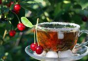 Nu aruncati cozile cireselor! Ceaiul preparat din ele are efecte miraculoase pentru sanatate