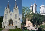 Stiai asta? De ce bisericile ortodoxe au cupola rotunda, iar cele catolice au acoperisul ascutit?