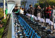 Bicicletele, din ce in ce mai folosite! Sistemul de bike-sharing este un succes la Cluj. Aproape 12.000 de persoane il folosesc zilnic