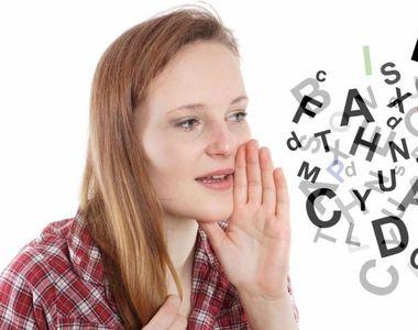 Exercitiul de dictie care te va pune in incurcatura! 95% dintre romani nu pot pronunta...