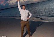 """Si a spus """"Da"""". Cum si-a sarbatorit un cuplu de majorete logodna"""