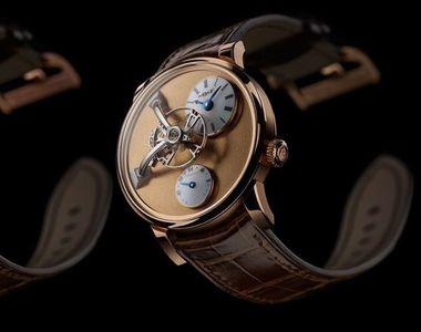 Romancele prefera ceasurile contemporane si cheltuiesc bani multi pentru unu!