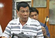 """""""Omorati traficantii de droguri din toata tara! Omorati toti dependentii de droguri pe care ii cunoasteti!"""" este mesajul dur al presedintelor Filipinelor"""