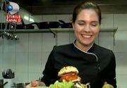 Reteta de 4 iulie. Chef Aida Parascan ne invata cum sa facem burgeri americani