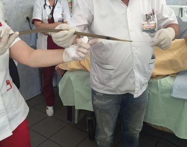 Interventie chirurgicala in premiera nationala efectuata de medicii din Iasi. Viata...
