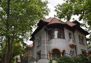 """Vila cu platani"" din Cotroceni, estimata la un milion de euro, a fost scoasa la licitatie"