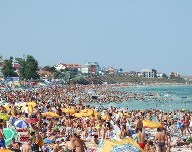 Weekend aglomerat pe litoralul romanesc, peste 60.000 de turisti sunt asteptati....