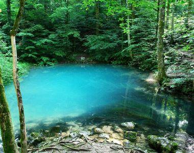 Zece locuri din Romania despre care nici nu stiai! De la Biserica de sub lac la Tunelul...