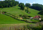 Ruralizarea Romaniei. Corporatistii si pensionarii se duc la tara, iar locuitorii din mediul rural pleaca in strainatate