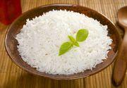 Dieta cu orez. Una dintre cele mai eficiente cure de a scapa de toxine si de kilogramele in plus