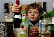 Specialistii avertizeaza: tulburari de comportament si probleme de sanatate mintala pentru copiii ai caror parinti consuma alcool