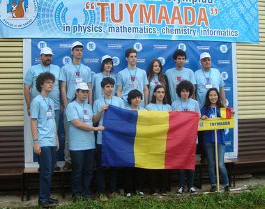Evolutie excelenta a elevilor romani la Olimpiada Internationala din Rusia