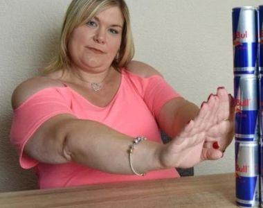 Bauturile energizante provoaca dependenta! Aceasta femeie a baut aproape 20.000 de doze...
