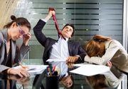 Job-urile de birou ti cresc sansele cu 60% de a muri mai repede. Ai nevoie de cateva ore de exercitii zilnice pentru a compensa un job de la 9 la 18:00!