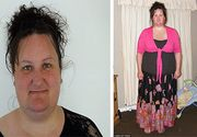 Transformare spectaculoasa a unei femei de 47 de ani! Cantarea 150 de kilograme si a reusit sa ajunga la niste forme de vis