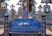 Povestea fondatorului Cimitirului Vesel! A fost un om simplu, cu frica lui Dumnezeu, care a creat un fenomen! Cimitirul lui Stan Ioan Patras este celebru in toata lumea!