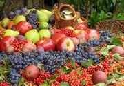 Capsunele, cel mai toxice fructe de pe piata. Care sunt celelalte care completeaza top-ul