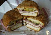 Cel mai tare sandwich inventat de americani. Uite ce iti trebuie pentru acest deliciu