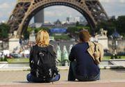 Strainii au evitat vacantele in Paris de teama atentatelor