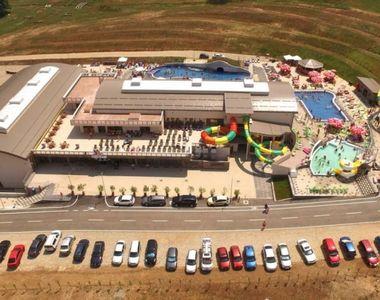 Aqua Park-ul din Orastie, locul unde in prima luna de la deschidere au venit peste...