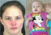 Si-a otravit copilul pentru a-si face sotul sa se intoarca acasa! Mama criminala i-a dat fetitei sale de numai cateva luni o lingura cu sare. Copila n-a rezistat si a murit dupa o luna de chin