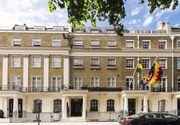 Asa arata cea mai scumpa casa din Londra. Are sapte dormitoare, gradina de iarna si piscina la subsol