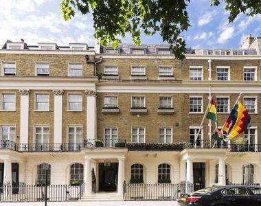 Asa arata cea mai scumpa casa din Londra. Are sapte dormitoare, gradina de iarna si...