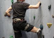 Un alpinist fara maini si picioare a escaladat un varf de 4.500 de metri