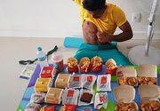 Performanta la mancatul de burgeri. Sportivii de la Rio se indoapa cu McDonald's, care le ofera mancare gratis. Au devenit incontrolabili