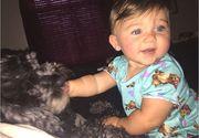O fetita de numai 8 luni a fost salvata dintr-un incendiu de cainele familiei. Animalul s-a asezat deasupra ei si a refuzat sa se miste, desi flacarile l-au nimicit. Povestea emotionanta a lui Polo