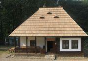 Va plac casele traditionale romanesti? Puteti avea una exact ca a bunicilor pentru 45.000 de lei