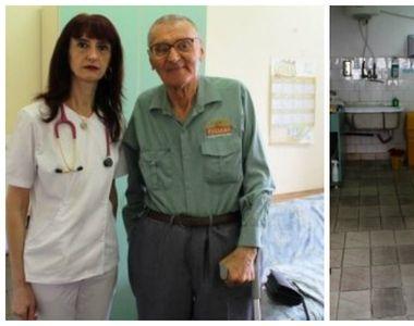 Povestea impresionanta despre suferinta, exil si noblete. Un pensionar in varsta de 86...
